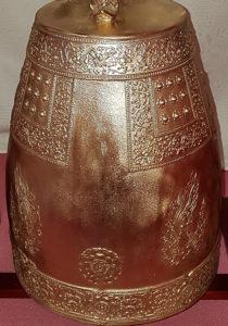 Buddhistische Glocke